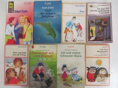 140 Bücher Taschenbücher dtv Verlag dtv pocket dtv junior Kinderbücher