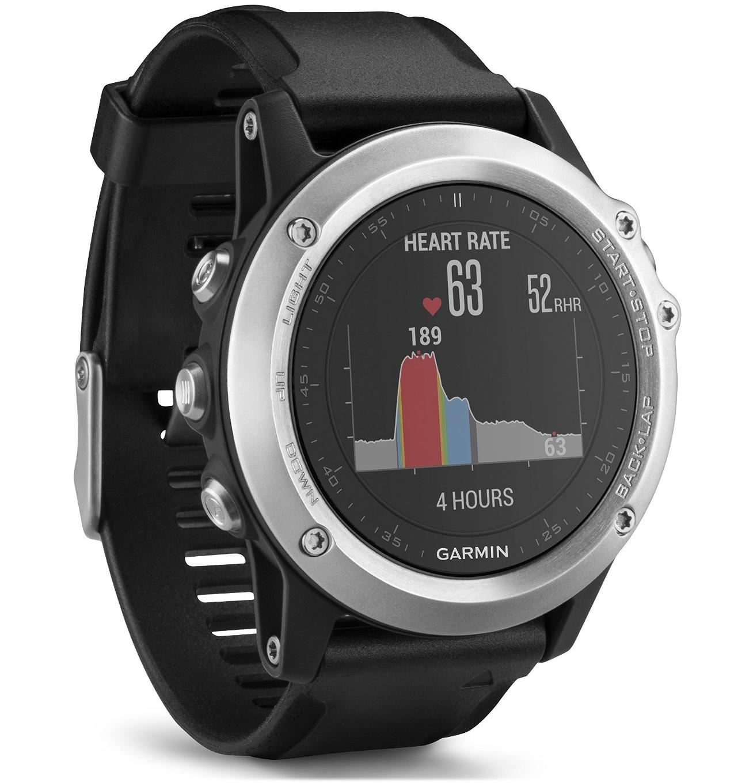 GARMIN Fenix 3, GPS,Sport, Smartwatch, guter Zustand, Rechnung v. 05/2017