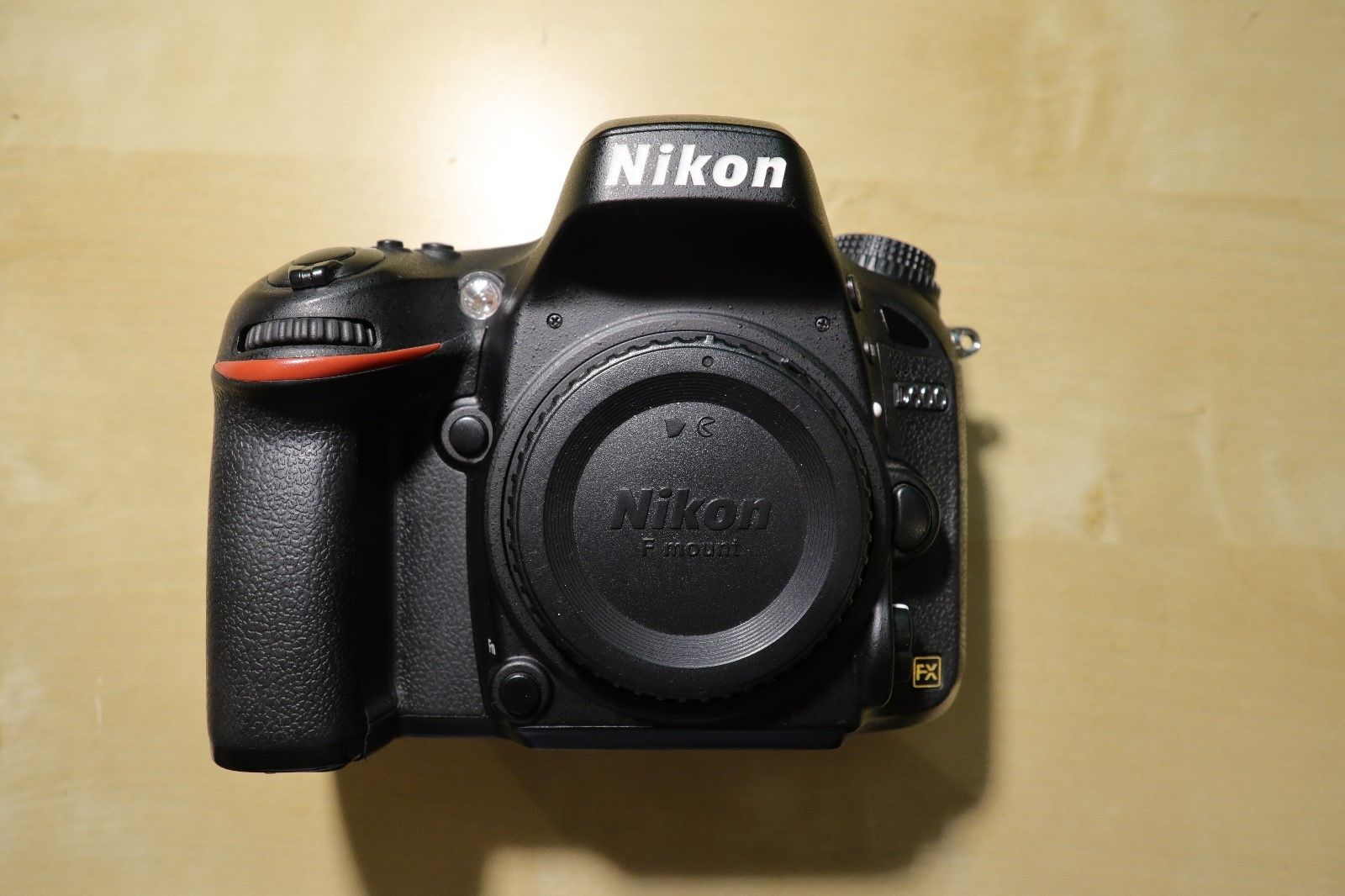Nikon D600 24.3 MPVollformat DSLR-nur Gehäuse (nur 17.214 Auslösungen)