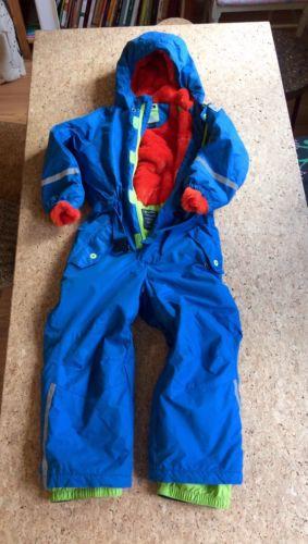 Ski Anzug Killtec 116 122 wie Neu