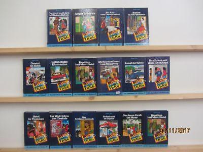 34 Bücher TKKG Kinderbücher Jugendbücher Jugendromane