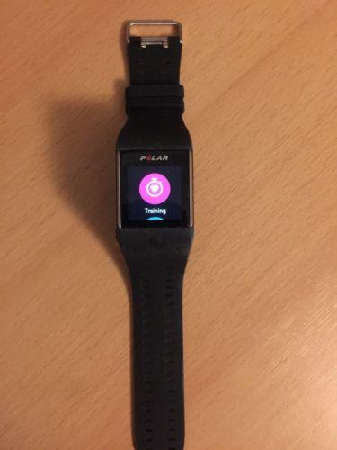 polar m600 smartwatch/ Pulsuhr / Wenig Benutzt