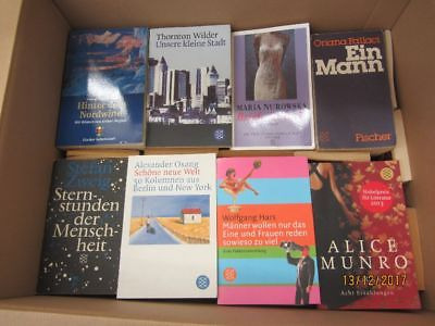 112 Bücher Taschenbücher Fischer Verlag