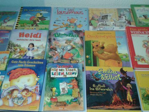 Kinderbücher Paket Kinderbücher , Weihnachtsbuch, Leo Lausemaus  18 Bilderbücher