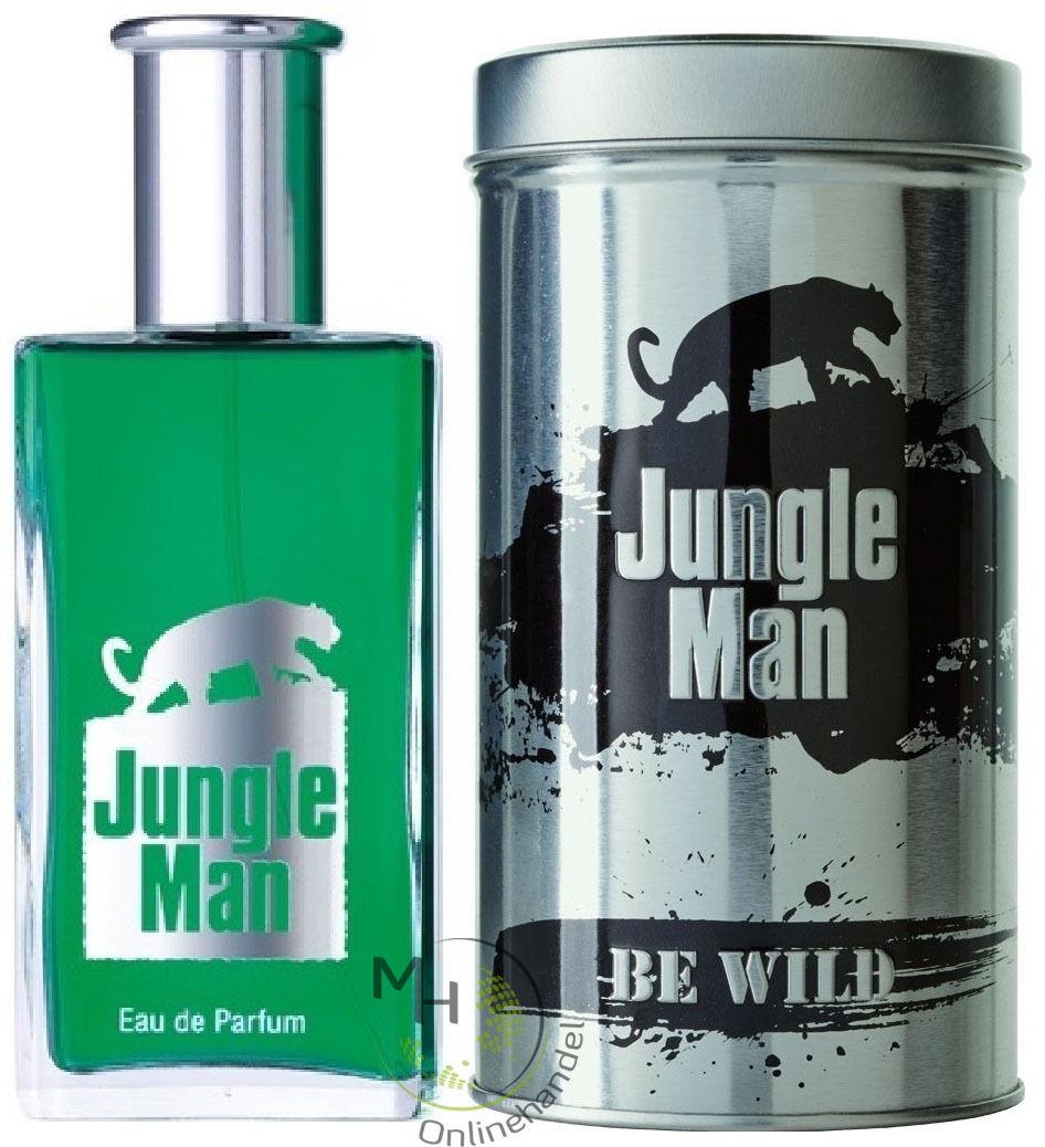 LR Jungle Man 100ml EdP (33,96€/100ml) XXL Flasche !JETZT nochmal ZUGREIFEN!