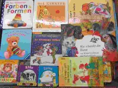 115 Bücher Kinderbücher Kleinkinderbücher Kindergartenbücher Bilderbücher