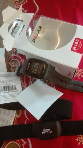 polar m400 mit Brustgurt neuwertig Bluetooth Laufuhren Mit GPS