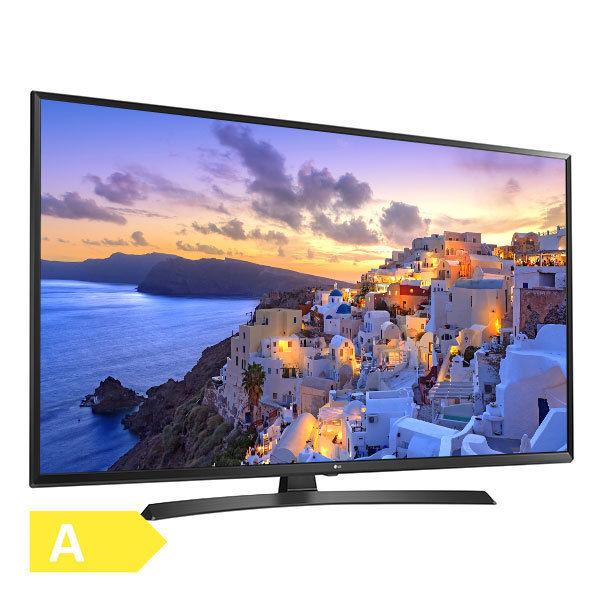 LG 55UJ635V 139cm 55 Zoll Ultra HD 4K LED Fernseher HDR Smart TV DVB-T2