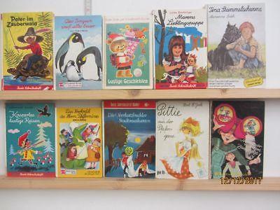 74 Bücher ältere Kinderbücher ältere Jugendbücher in Schreibschrift