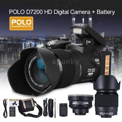 POLO D7200 ULTRA HD 33MP 3