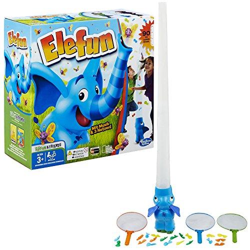 Hasbro Spiele B7714100 - Elefun, Kinderspiel