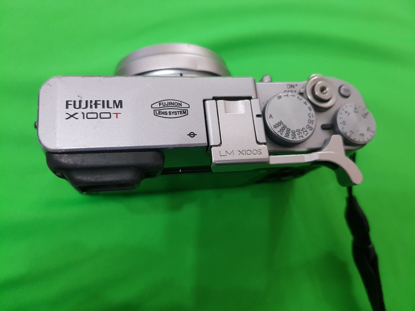 Fuji Fujifilm  X100T 16.3 MP Digitalkamera