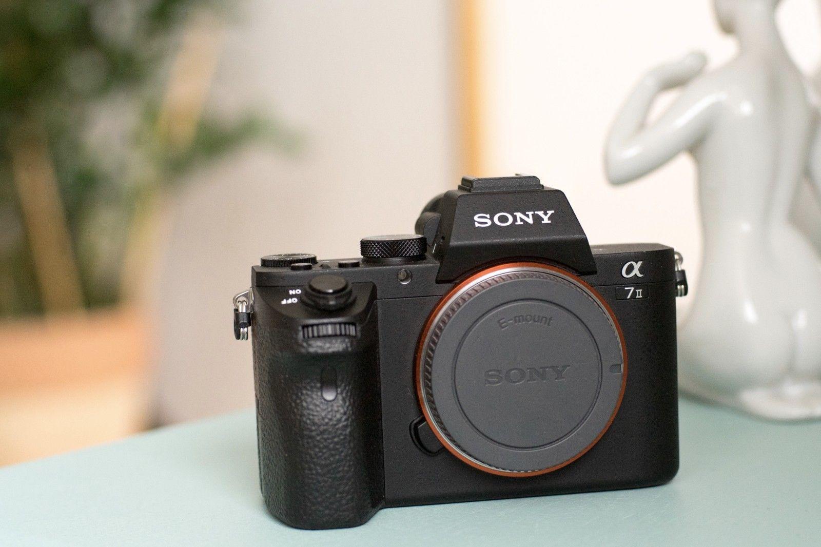Sony Alpha ILCE-7M2 24.3 MP - Nur Gehäuse, neuwertig, OVP, a7ii, a7 Mark II