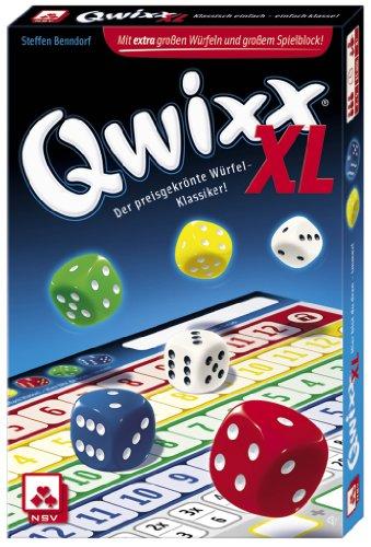 NSV - 4022 - QWIXX XL - Würfelspiel
