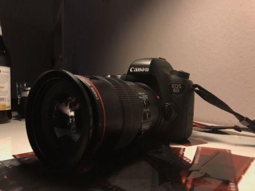 Canon EOS 6D 20,2 MP DSLR + WIE NEU + hochwertigen Transportkoffer