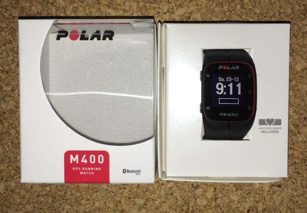 Polar M400, Sportuhr, GPS, Laufuhr
