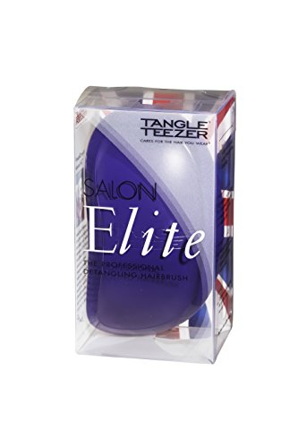 Tangle Teezer Salon Elite Purple Crush, lila/pink, 1er Pack (1 x 1 Stück)
