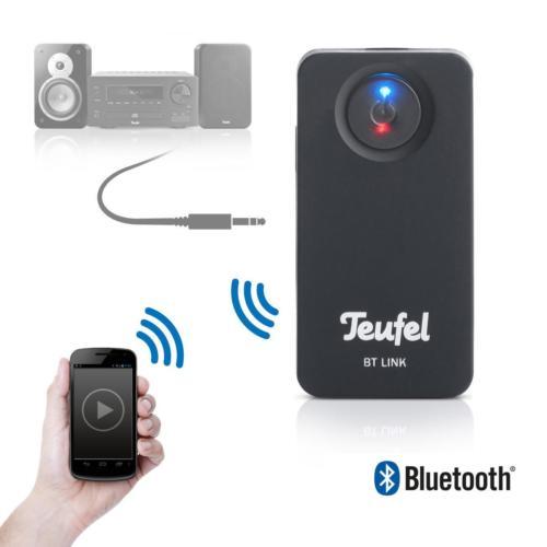 Teufel BT Link Bluetooth Adapter Anlage nachrüsten