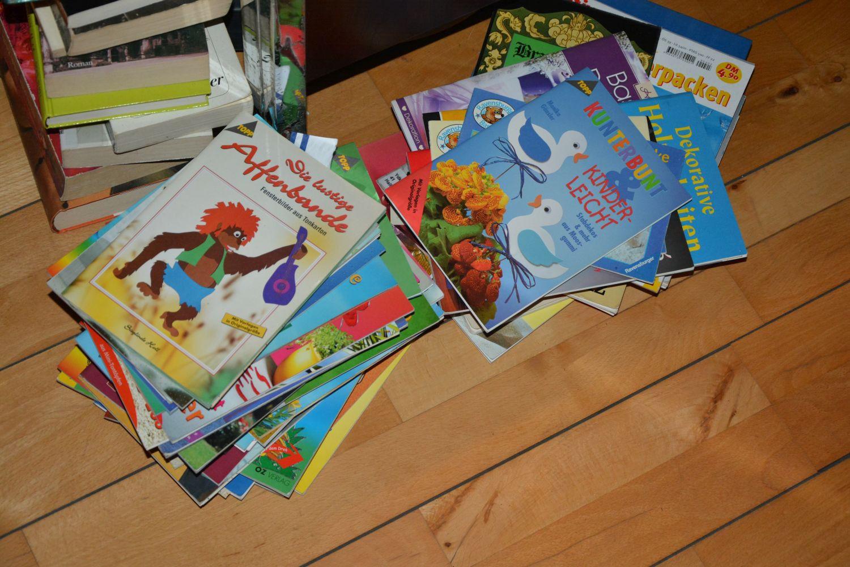 47x Bastel Bücher