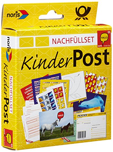 Noris Spiele 606521006 - Kinderpost Nachfüllset