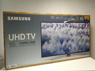 Samsung - UE55MU6179 UHD LED-TV 55 Zoll Fernseher - Smart TV - EEK: A
