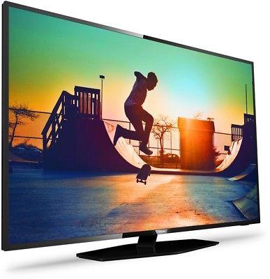 Philips 55PUS6162 139cm 55 Zoll 4K Ultra HD Fernseher Smart TV HDR Tripple Tuner