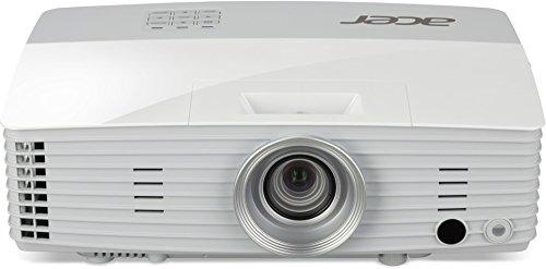 Acer P5627 DLP Projektor (WUXGA 1920 x 1,200 Pixel, 4.000 ANSI Lumen, Kontrast 20.000:1, 3D)