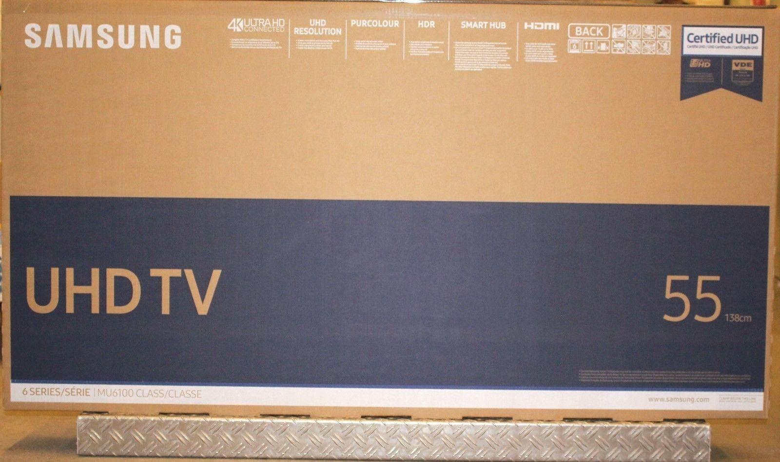 SAMSUNG UE55MU6179UXZG LED - 4K UHD - 55Zoll - SmartTV - NEU OVP