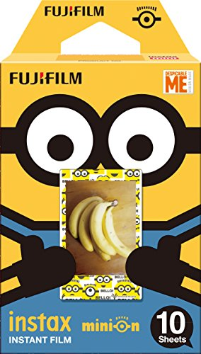 Fujifilm Colorfilm Instax Mini Minion DMF WW 1