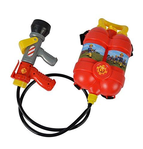 Simba 109252126 Feuerwehrmann Sam Tankrucksack