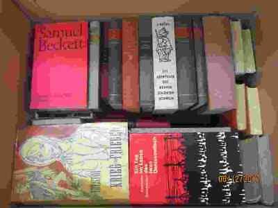 41 Bücher Romane internationale Klassiker Beckett Dostojewski Tolstoi u.a.