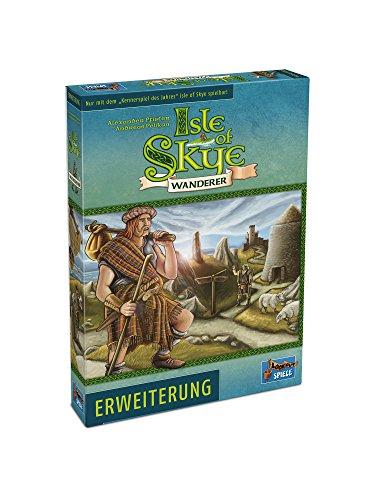 Lookout Games 22160092 Isle of Skye - Wanderer (Erweiterung), Spiel