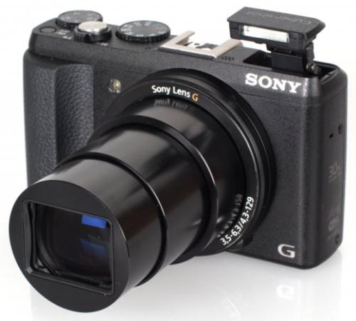 A - Sony Cybershot DSC-HX60V Digital Compact Camera - Refurbished