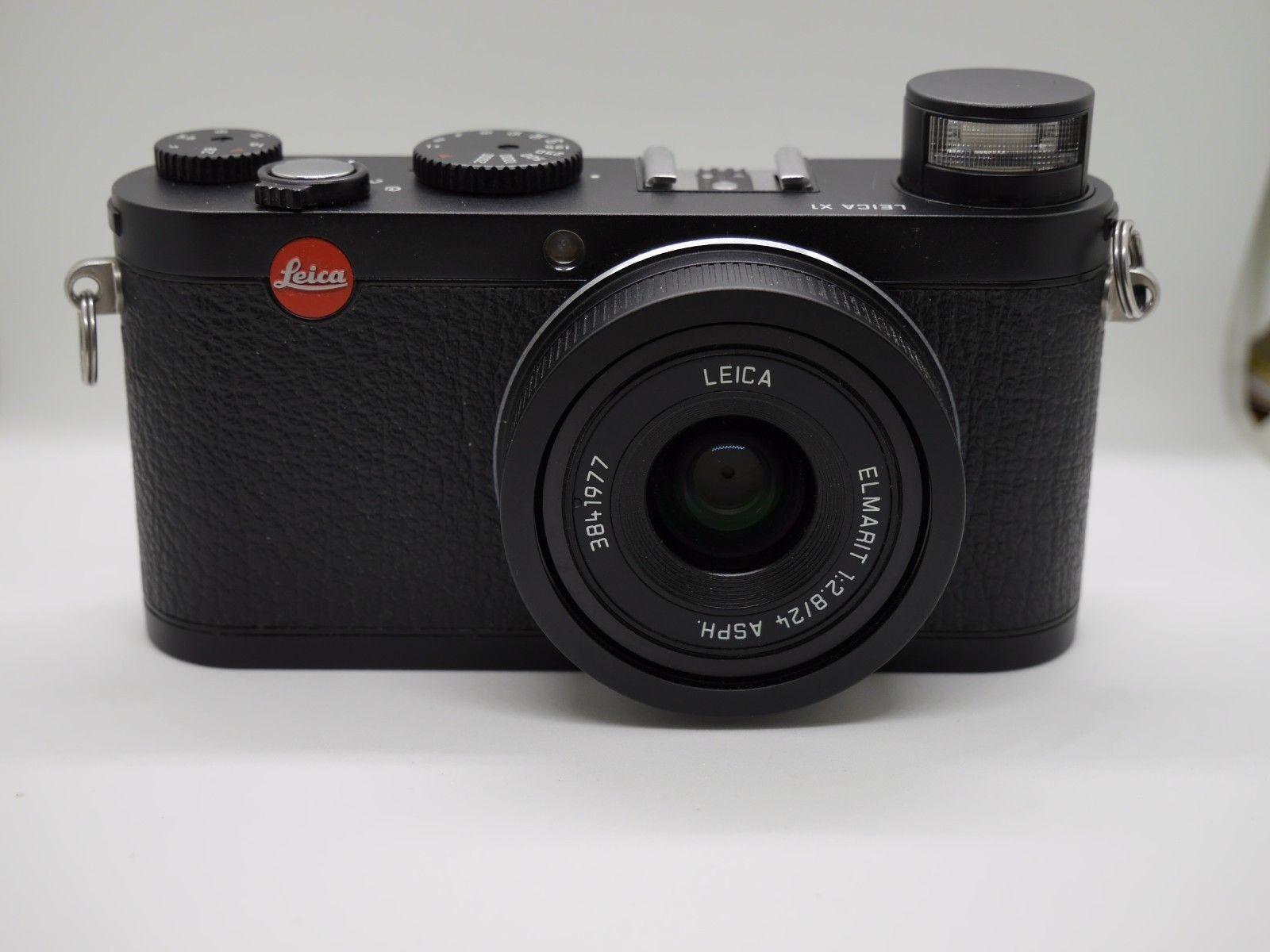 Leica X1 Digitalkamera Top APS-C Sensor