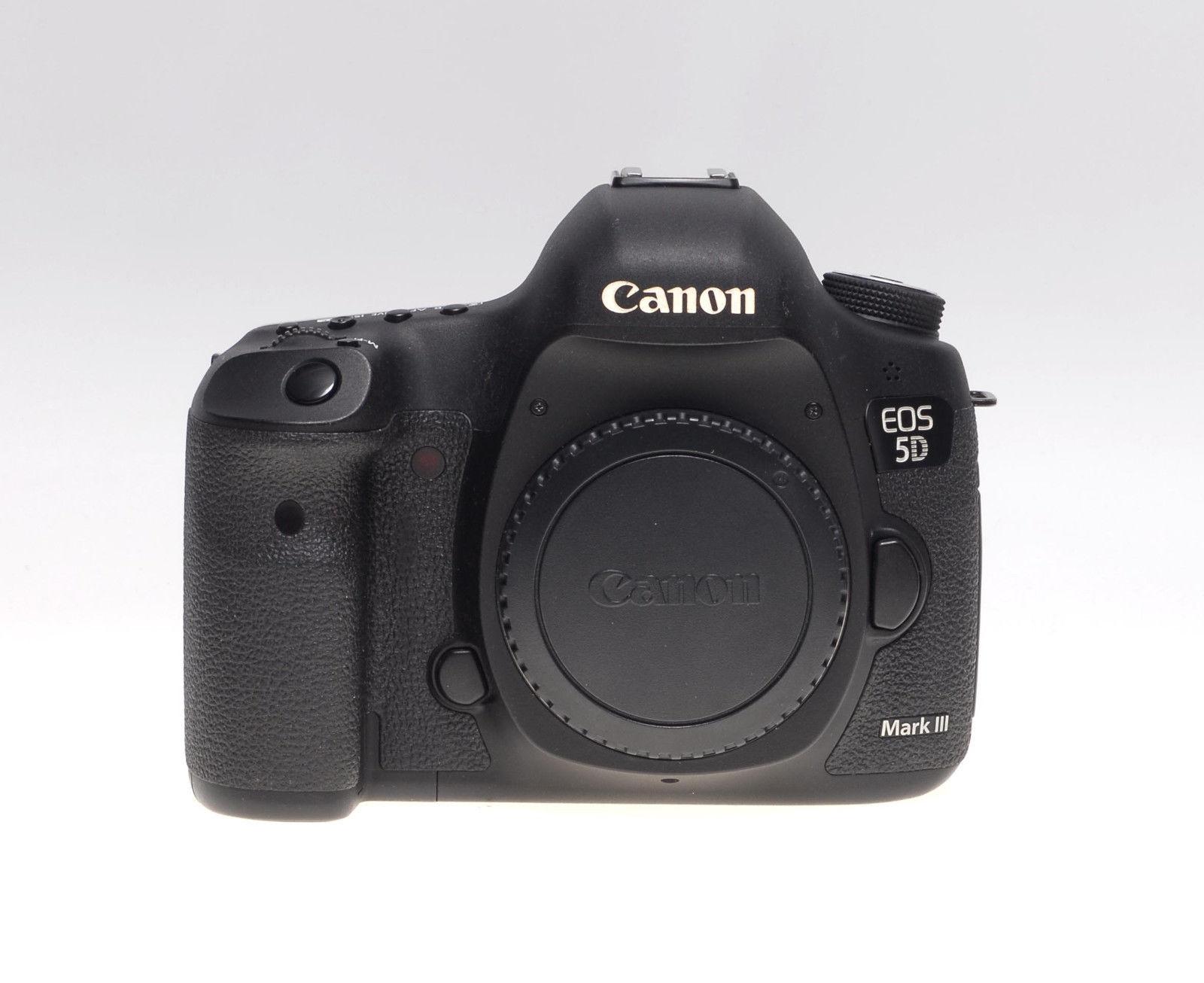 Canon EOS 5D Mark III digitale SLR-Kamera - gebraucht -
