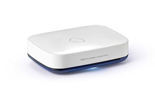 Bluetooth Musik-Receiver HD von One For All - Für drahtloses Musik-Streaming - SV1820 - weiß