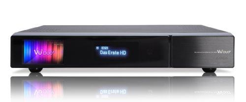 VU+ Duo² 2x DVB-S2 Tuner 500 GB HDD Twin Linux Receiver Full HD 1080p