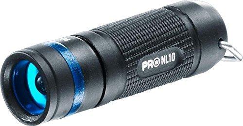 Umarex Walther Pro NL10 Mini-Schlüsselbundlampe, Schwarz, 0