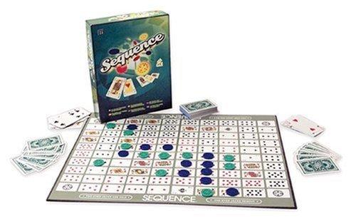 Sequence - Das knifflige Brettspiel