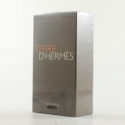Hermès Terre d'Hermès ? EdT Eau de Toilette 200ml (NICHT 100ml) NEU&OVP