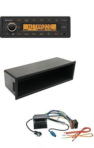 Continental TR7412UB-OR MP3 Bluetooth AUX USB Autoradio für VW Polo Lupo Fox Passat T5