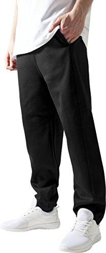 Urban Classics TB014B Herren Sporthose Sweatpants,Grau (charcoal), 5XL