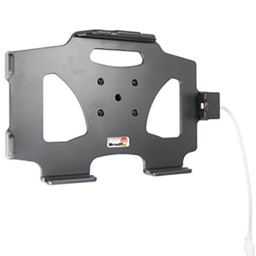 Brodit 514449 passiv Kfz-Halterung und Stecker für Apple iPad Mini schwarz