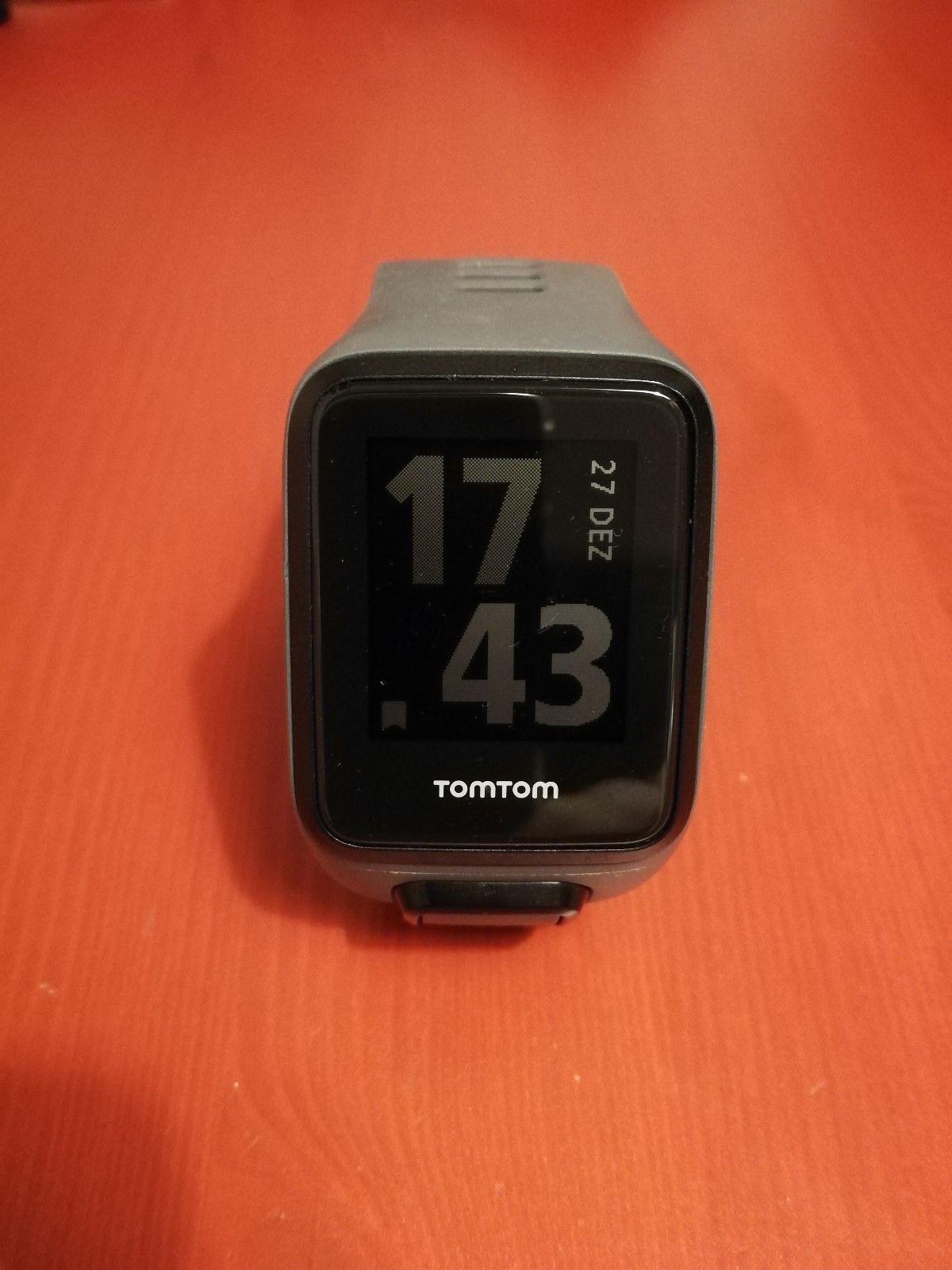 TomTom Runner 3 GPS-Laufuhr