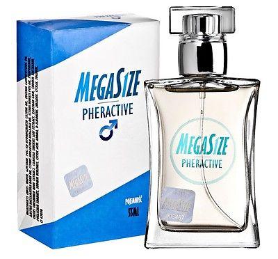 MEGASIZE 55ml Pheractive starke männliche Pheromone Düfte Perfüme Pheromon FLY