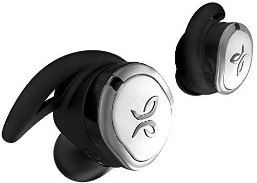 Jaybird RUN Kabellose Sport-Kopfhörer (Bluetooth 4.1, iOS, Android,4+8 Stunden-Spielzeit) Drift weiß