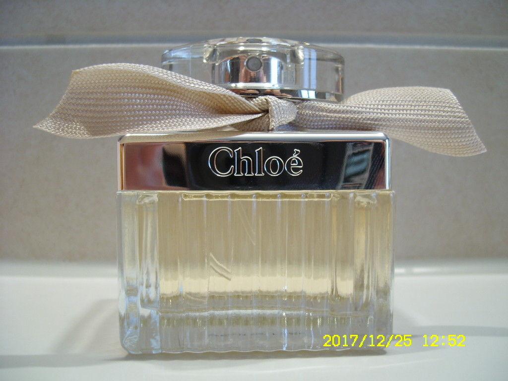 Chloe Eau de Parfum 50 ml in OVP nur 1x ausprobiert, falsches Weihnachtsgeschenk