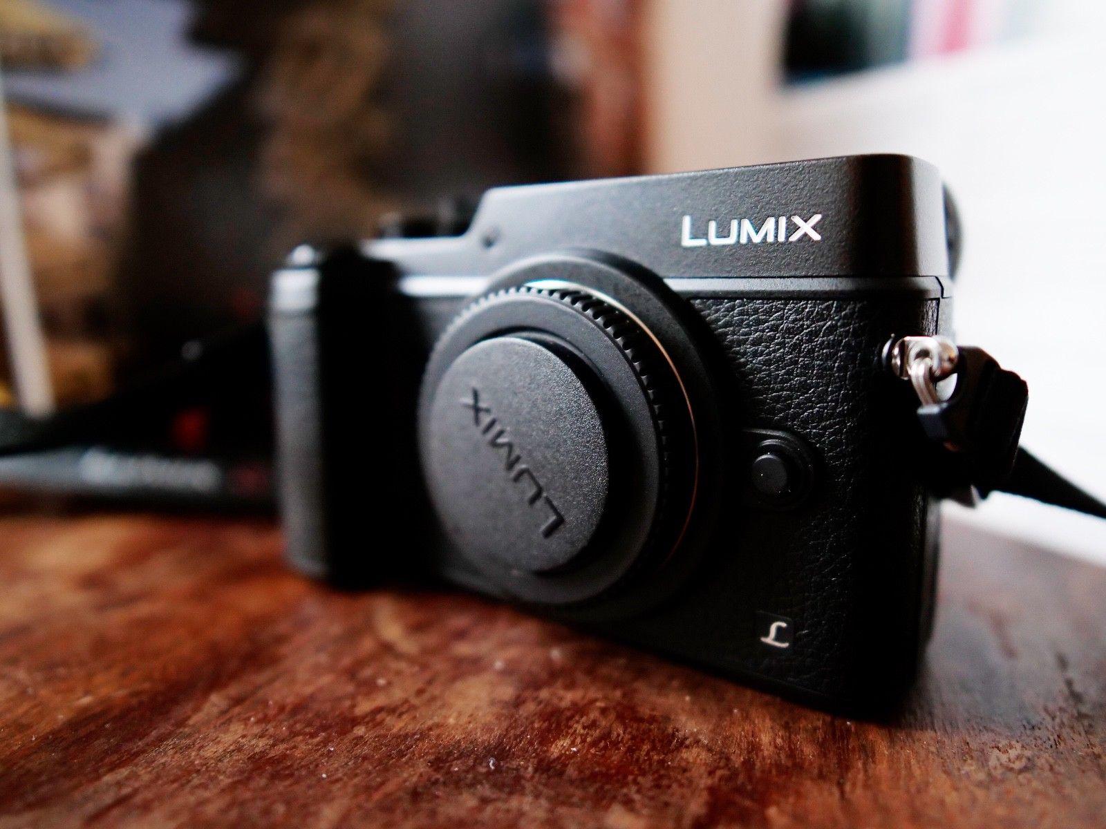 Panasonic LUMIX DMC-GX8 20.3MP Digitalkamera - Schwarz