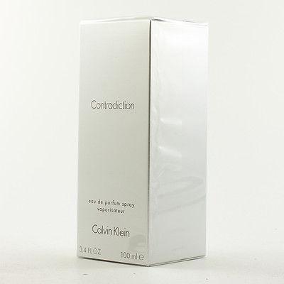 Calvin Klein Contradiction EDP ? Eau de Parfum 100ml NEU&OVP