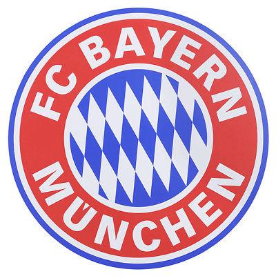 FC Bayern München Wandtattoo FC Bayern München Logo XXL